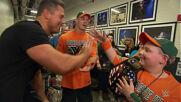 Help create hope with WWE and Make-A-Wish