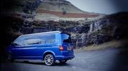 Volkswagen T5 Калифорния Campervan Doubleback спортове разширение превозно средство