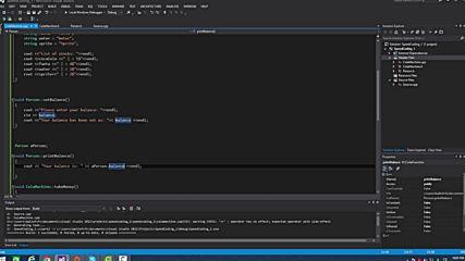 """C++ Програмиране 1 - """" Cola Machine """" / Speed Coding"""