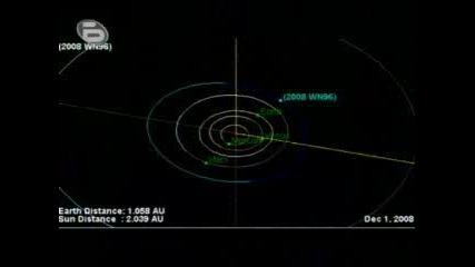 Български Астрономи Откриха Астероид 2