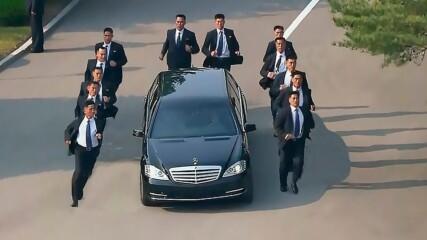 Най-Охраняемите президенти в Света