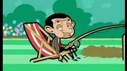Mr Bean / Teddy is a mole ?