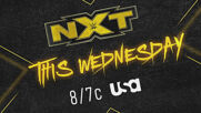 How will Adam Cole react to Pat McAfee's attack this Wednesday on NXT?