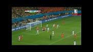 5.7.2014 Холандия-коста Рика 0-0 след дузпи 4-3 Световно първенство по футбол 1/4 финал