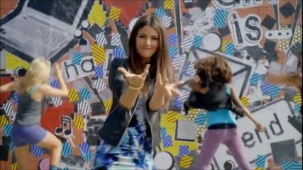 Victoria Justice - All I Want Is Everything (official Music Video)