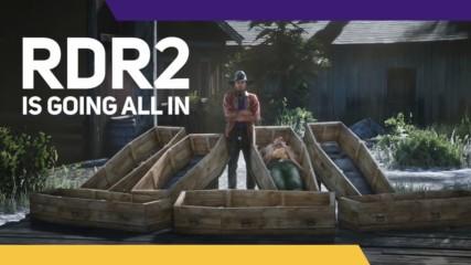 Red Dead Redemption 2 just went battle royale on us