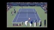 Шарапова, Серина Уилямс и Сара Ерани достигнаха полуфиналите в Ню Йорк