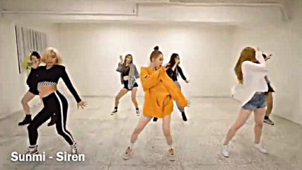Kpop Random Dance Challenge Mirrored Girl Group Ver