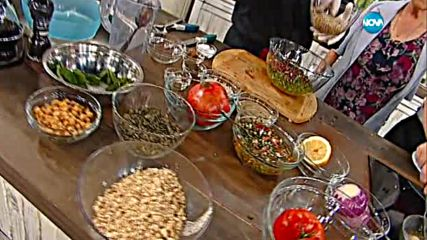 """В """"На кафе"""" гостува световно известния кулинарен шеф Рани Хадид посланика на Израел Ирит Лилиан"""