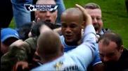 Най-запомнящият се момент от последния кръг в Англия - титлата на Сити