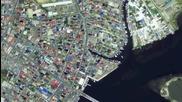 Япония - Преди И След Земетресението и Цунамито
