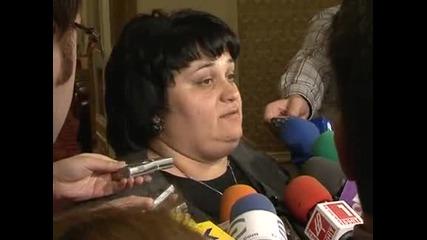 Искра Фидосова не се чувствала виновна заради публикувания разговор с шефа на митниците