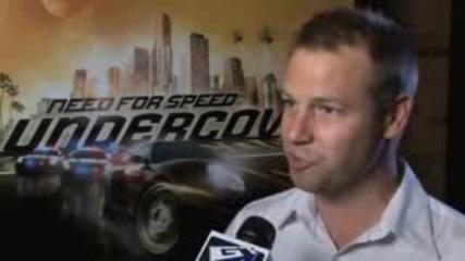 Need For Speed Undercover Scott Nielsen Interview