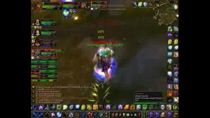 Trollwarlord Rlzz Dragon - Fire Bg