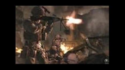 Call Of Duty 4 Фотосесия