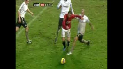 Manchester Utd. 4:1 Derby