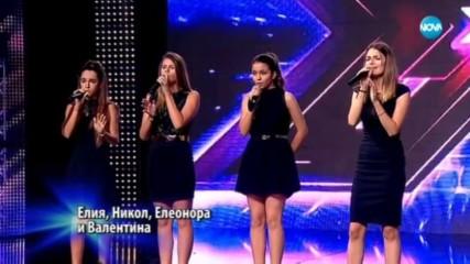 4 Magic изправиха всички на крака с изумителното си пеене