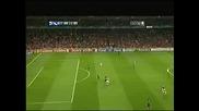 Арсенал - Севиля 3 - 0 Едуардо Да Силва