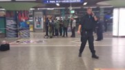 Germany: Four people stabbed at Frankfurt station