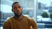 King Lebron James Plays Himself In 'TrainWreck'