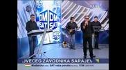 Mile Kitic - Rastajemo se mi Sudbina me na put salje - Live