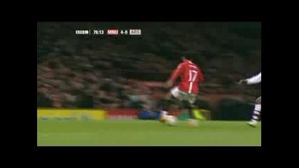 Nani Circus Skills V Arsenal