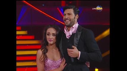 Dancing Stars - Мариан Кюрпанов и Михаела - елиминации (13.03.2014г.)