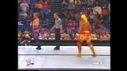 Wwe Hulk Hogan Vs. Chris Jericho , 2 May 2002