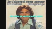 Christian Delagrange - Sans Toi Je Suis Seul 1972