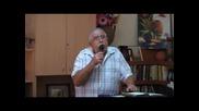 Всеки човек е създаден с цел и съдба - Пастор Фахри Тахиров