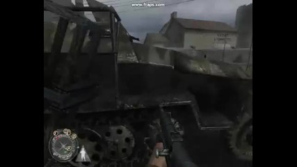 Call of Duty 2 Pc Gameplay