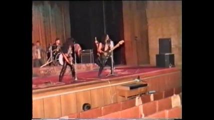 Хамелеон - Breaking the law ( Judas Priest cover)