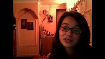 Моето първо видео:one Direction vs Justin Bieber,представянето ми ..хд и песничка за лека нощ