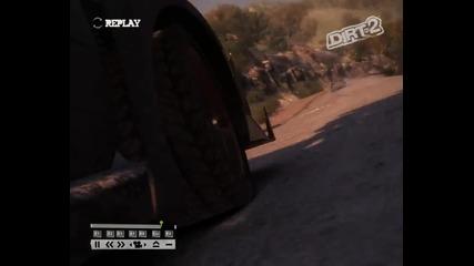 Dirt 2 забава :)