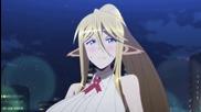 Monster Musume no Iru Nichijou - 08 [ B G ] ᴴᴰ