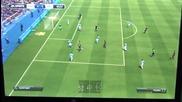 Fifa 14 Компилация от голове на демото
