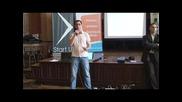 Излизане на глобалния пазар, как го правят българските фирми - Дилян Павлов - StartUP IT 2009