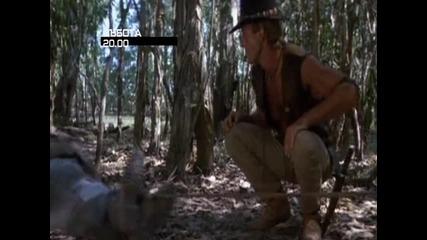 """""""Дънди Крокодила 2"""" на 2 януари, събота, 20.00 ч. по Diema"""