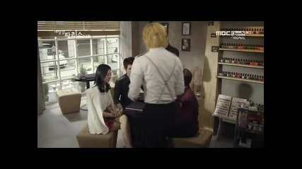 Nail Shop Paris ep - 8 ( Part 2 ) bg subs