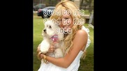 Ashley Tisdale - Be Good To Me{текст}