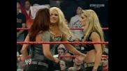 WWE Trish Stratus & Lita се завръщат HIGH-QUALITY