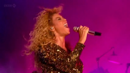 Beyonce The Beautiful Ones Sex On Fire live Glastonbury From Bbc Hd