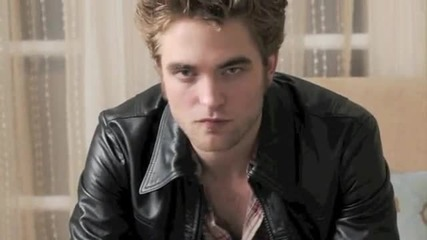 Rob Pattinson - I want to do bad things with you