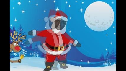 Весела Коледа и Щастлива Нова Година на всички фенове на Цска