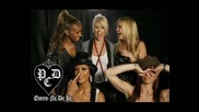 Pussycat Dolls - You dont see me + Bg Sub