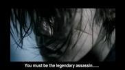 Rurouni Kenshin Trailer1 English