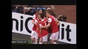 Арсенал - Барселона 2:1 Победен Гол На Аршавин