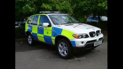 Най - яките полицейски коли (част 1)