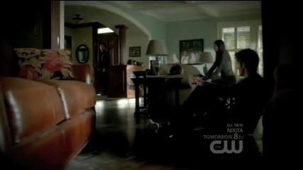 Elena suggests her & Damon give Rebekah back to Klaus