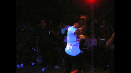 Funky Style Crew - Di4eto and Koceto Jam on it:top Rock Battle